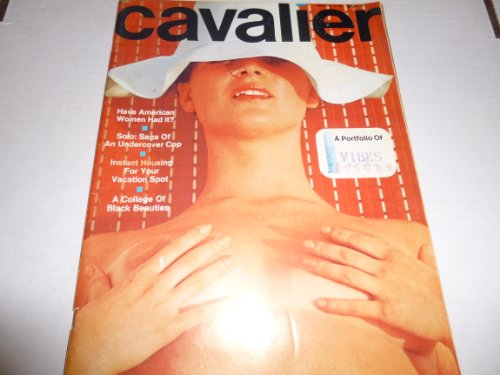 "Cavalier Busty Adult Vintage Magazine ""Have American Women Had It?"" Vol.24 #5 March 1974"