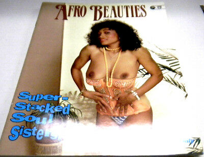 Afro Beauties Busty Adult Magazine Vol.1 #1 Parliament Publisher 103013lm-ep