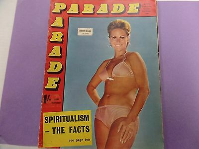 Parade Adult Magazine Annette Welch October 8, 1966 041116lm-ep