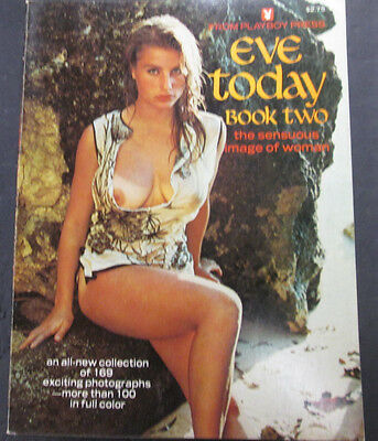Eve Today Adult Magazine Sensuous Woman #2 by Playboy Press 1975 071115lm-ep - New