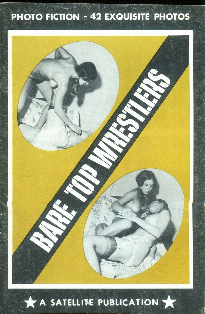 Bare Top Wrestlers Digest 1960's 111519lm-ep2
