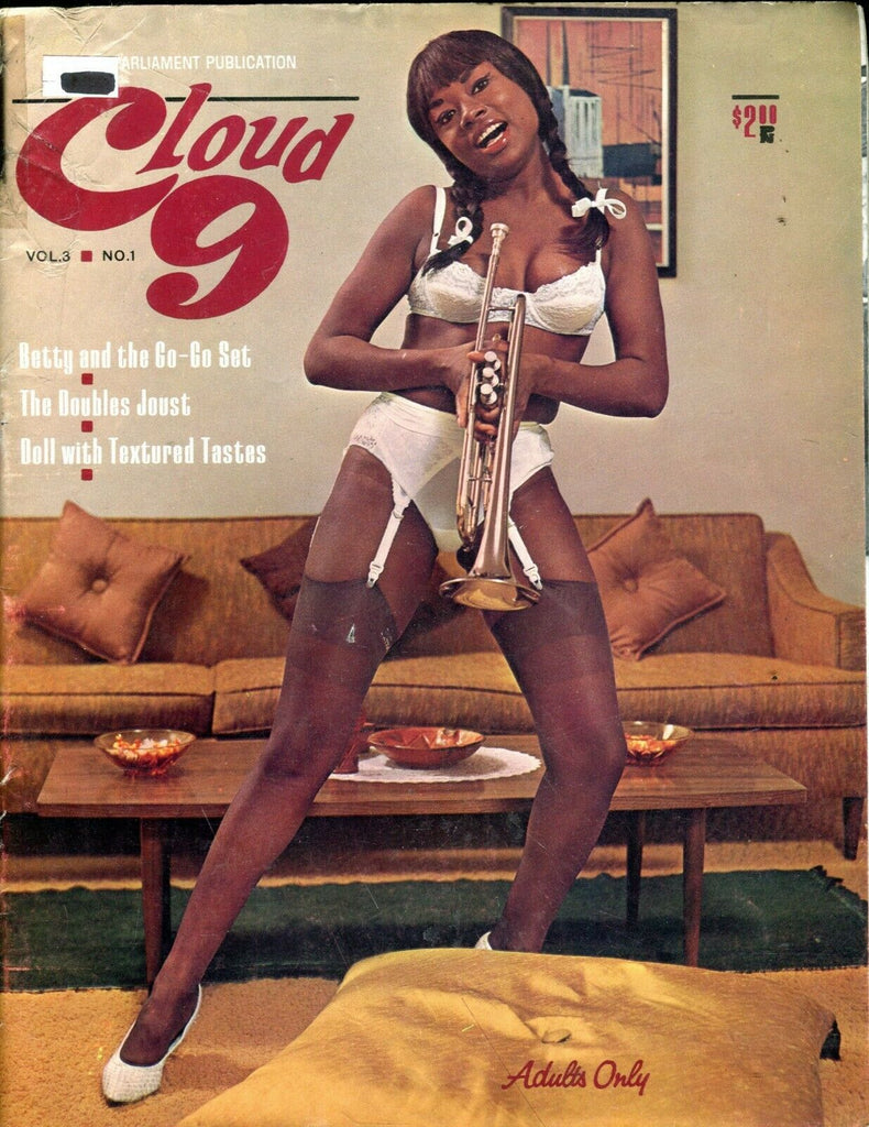 Clout 9 Magazine Betty And The Go-Go Set vol.3 #1 1966 071419lm-ep