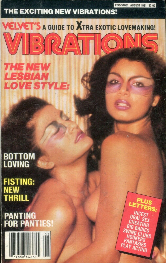 Velvet's Vibrations Digest The New Lesbian Love Style August 1981 021019lm-ep