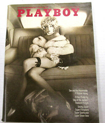 Playboy Adult Magazine Cars & Sex May 1973 vg 092014lm-ep - New