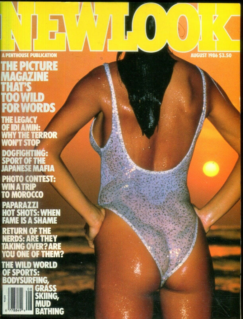 Newlook Magazine Wild World Of Sports August 1986 Penthouse 040719lm-ep - New