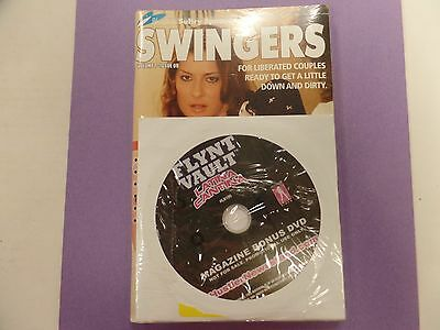 2 In 1 Swingers Adult Digest/ Sexy Letters Digest w/DVD 030416lm-ep - New