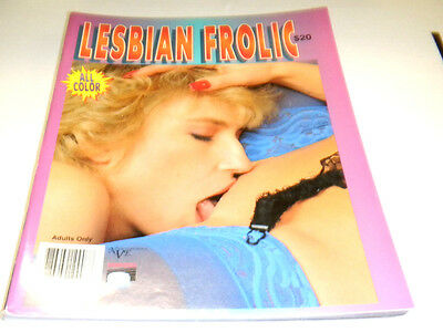 Lesbian Frolic Adult Magazine Gale 1997 nm 021414lm-ep - Used