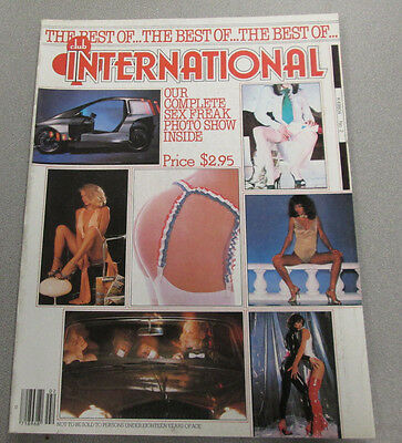 Best Of Club International Magazine Joanne Latham #2 1979 ex 110814lm-ep