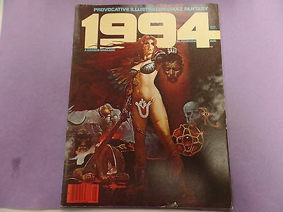 1994 Provocative Illustrated Adult Fantasy Magazine #14 August 1980 041516lm-ep5 - New
