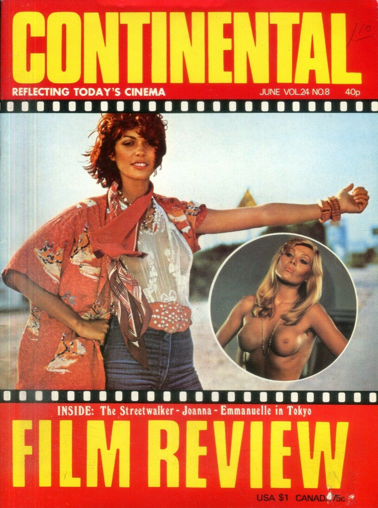 Unbranded Continental Film Review Emmanuelle In Tokyo June 1977 030519lm-ep - Used