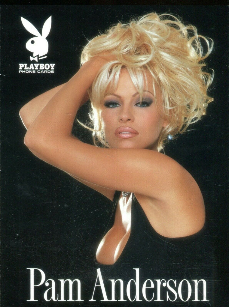 Unbranded Pam Anderson Phone Cards 1997 Playboy 022019lm-ep - Used