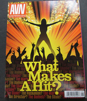 Adult Video News Adult Magazine What Makes A Hit? May 2007 071715lm-ep