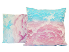 Pink Clouds Cushion