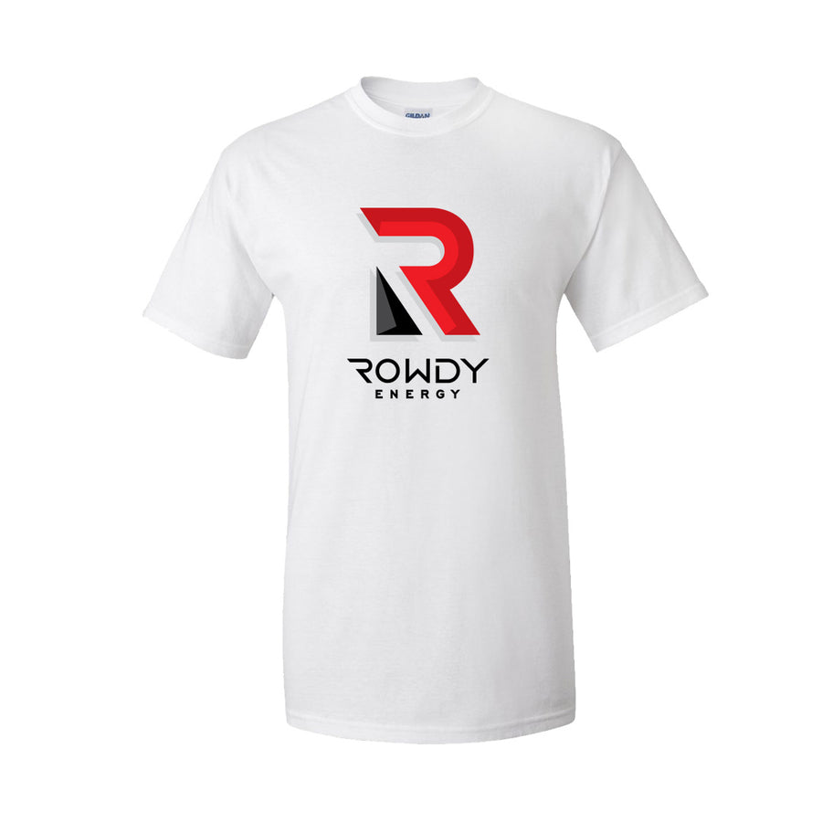 Rowdy Energy Big Logo T-Shirt