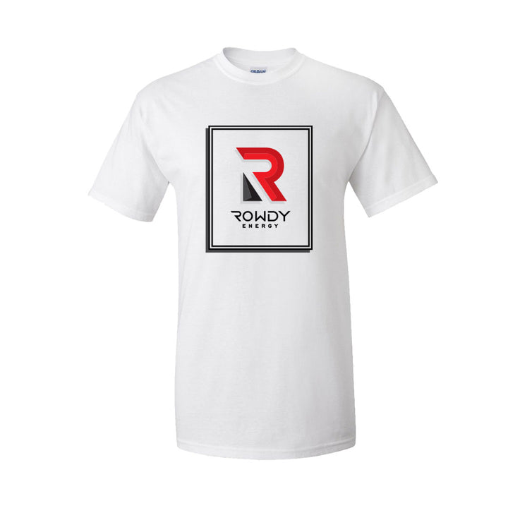 Rowdy Energy Boxed Logo T-Shirt