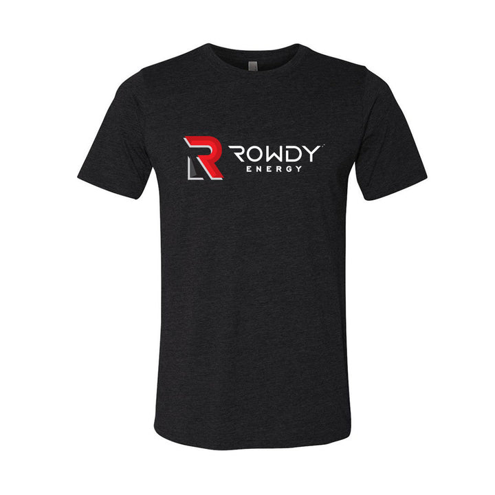 Rowdy Energy Level Logo T-Shirt