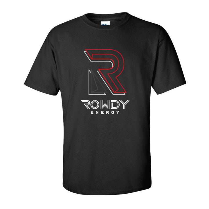 Rowdy Energy Outlines T-Shirt