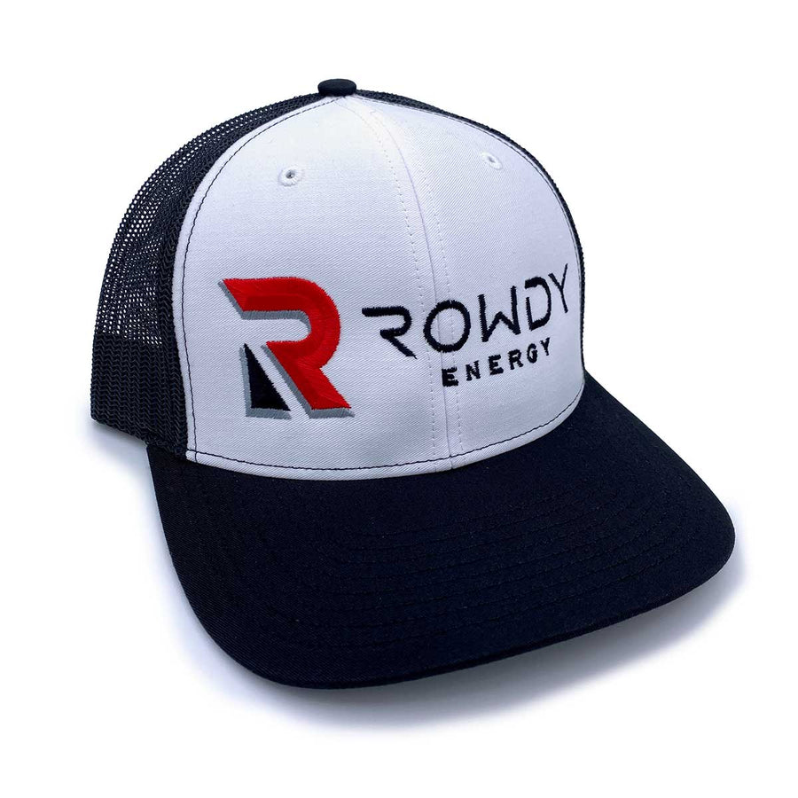 Rowdy Energy Vegas Trucker Hat