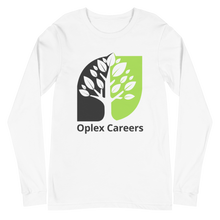 Load image into Gallery viewer, Oplex Careers Unisex Long Sleeve Tee