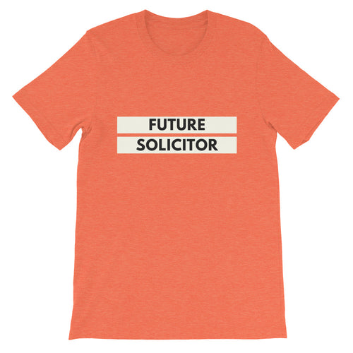 Future Solicitor Short-Sleeve Unisex T-Shirt