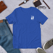 Load image into Gallery viewer, Oplex Careers Small Logo Short-Sleeve Unisex T-Shirt