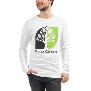 Oplex Careers Unisex Long Sleeve Tee