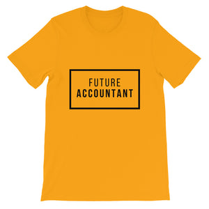 Future Accountant Short-Sleeve Unisex T-Shirt
