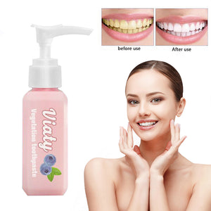 VIATY TOOTHPASTE STAIN REMOVAL WHITENING TOOTHPASTE