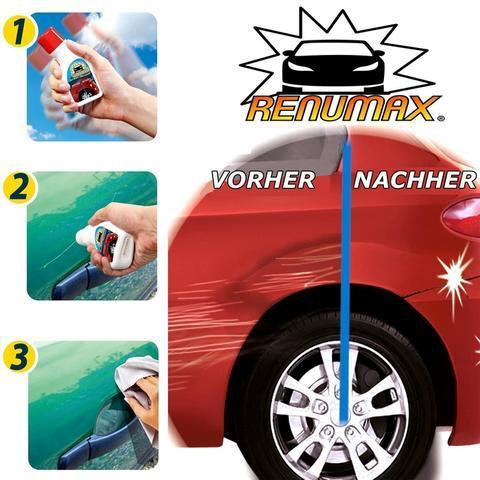 MAGIC CAR SCRATCH REMOVER