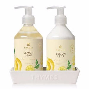 Thymes Lemon Wash Gift Set