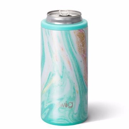 Swig Wonderlust Skinny Can Cooler