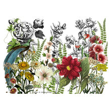 Load image into Gallery viewer, IOD Midnight Garden Transfer