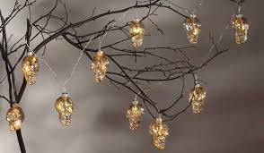 Apothecary Mercury Skull String Lights (10)