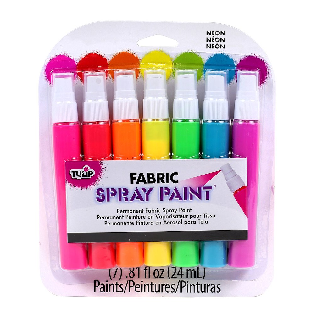 Fabric Spray Paint NEON