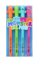Monster Pens that Connect