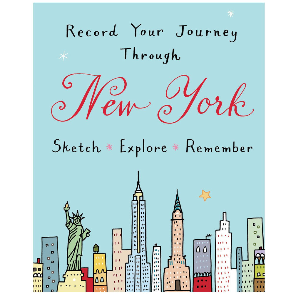 NYC Guided Activity Books