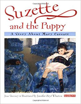 Suzette and the Puppy Book