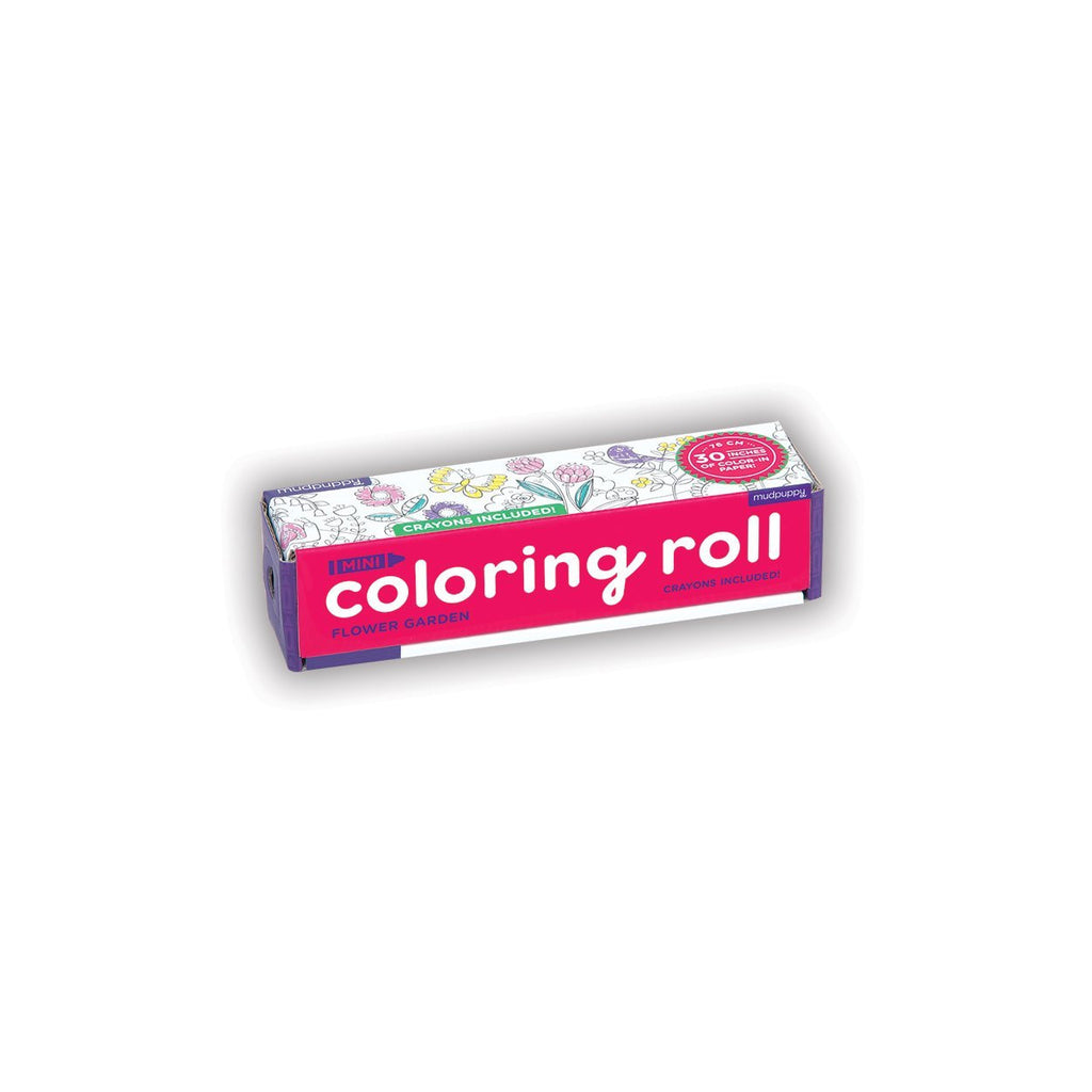 Coloring Roll flower