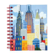 Mudpuppy NYC Notebook