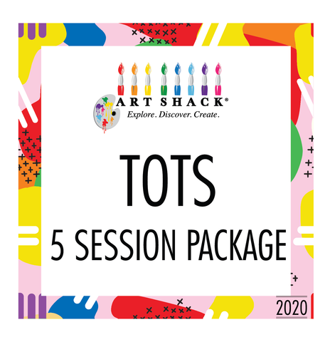 Tots 5 Sessions Pack