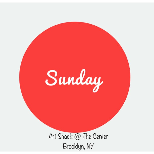 Sundays at the Center 5 Sessions