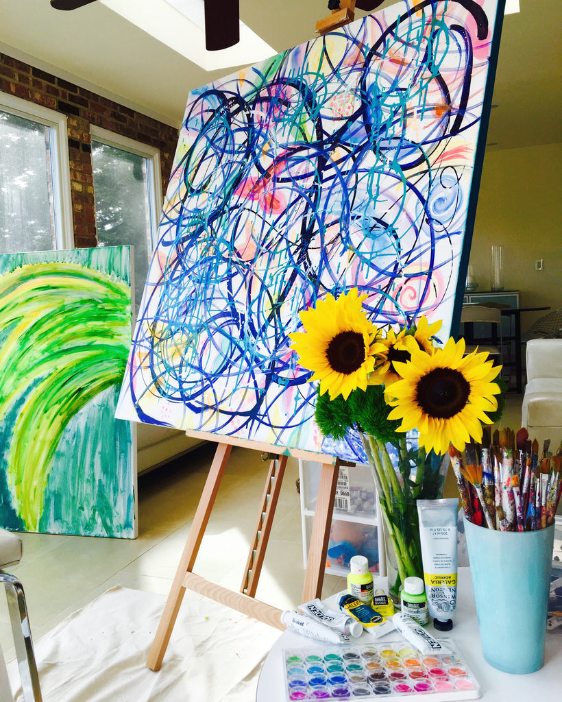 Art Shack Adults Summer 2017 Tuesday 1045-1200 (8 Sessions + Art Shack Show)