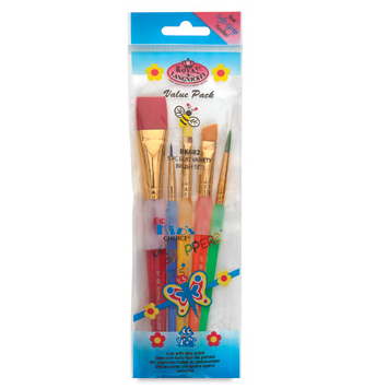 Big Kids Choice Lil Gripper Paintbrushes