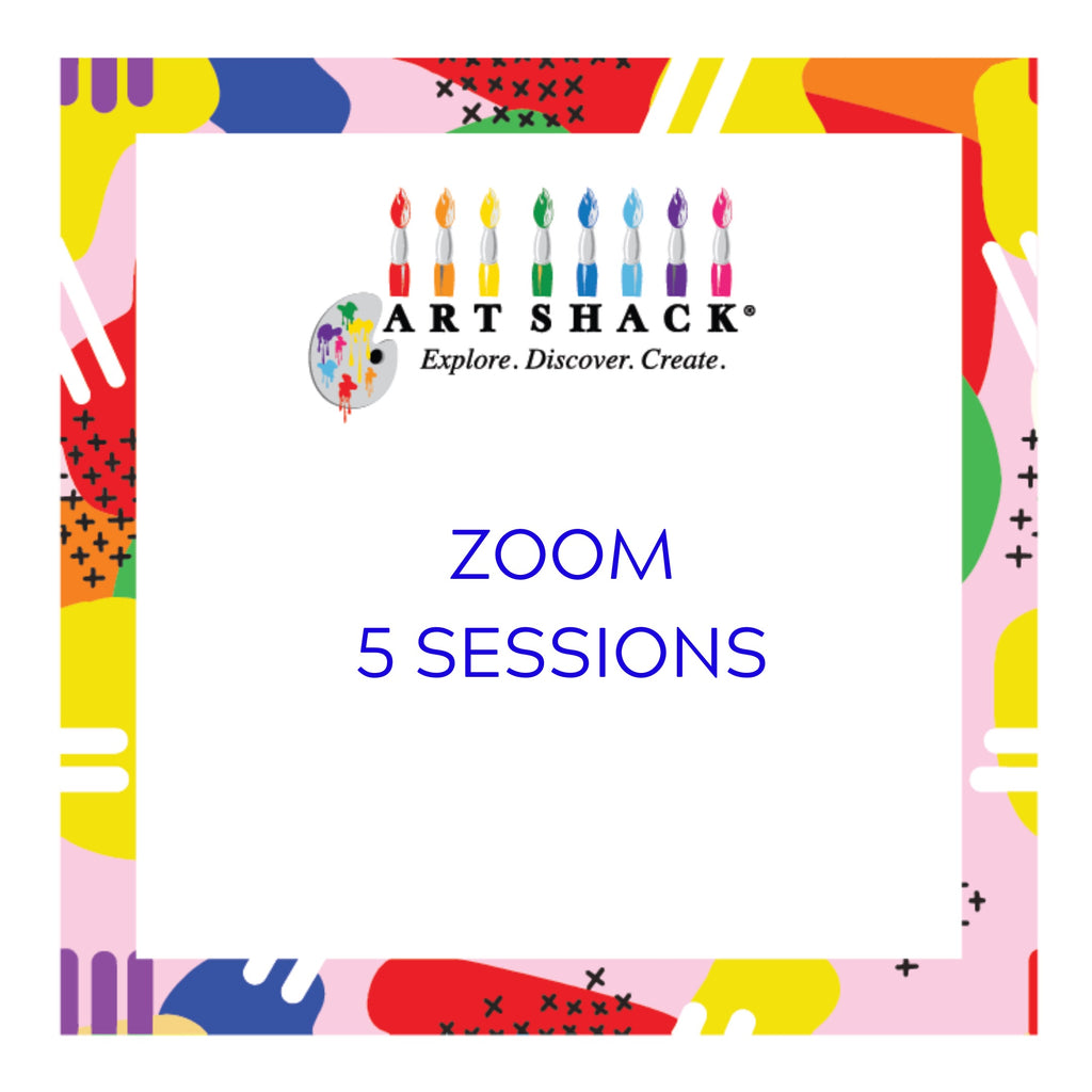 Zoom pack of 5 sessions