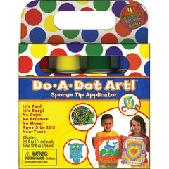 Do A Dot 4 Rainbow Washable Markers