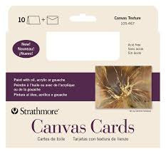 Canvas Cards