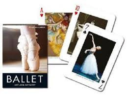 Playing Art Cards Ballet
