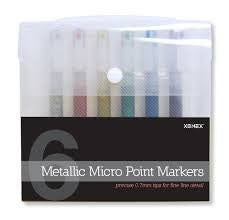 Metallic Micro Point Markers