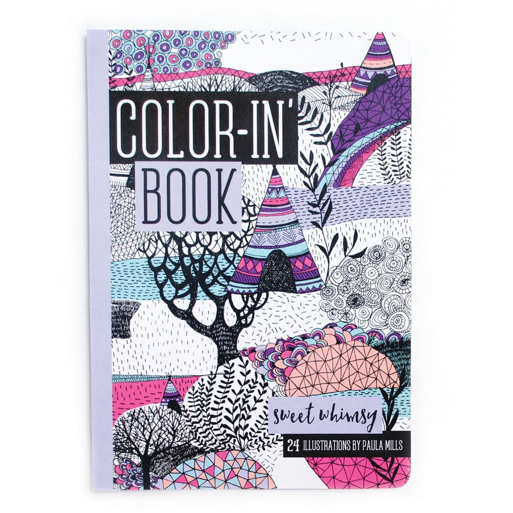Color in Book Mini