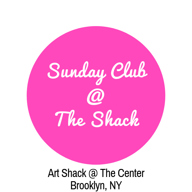 (3Hrs)Club at the Art Shack